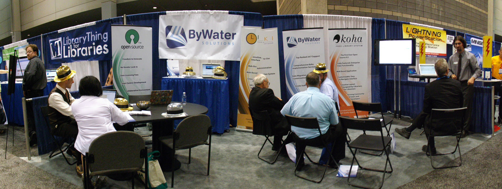 ByWater Solutions Booth